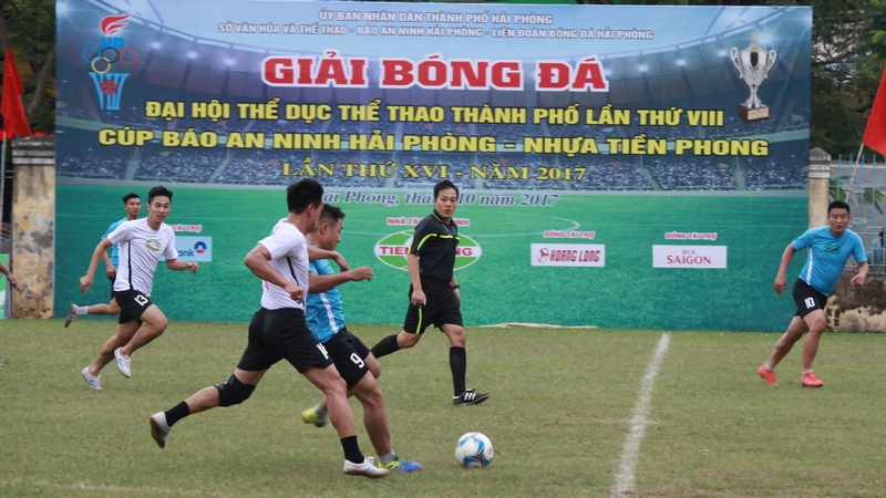 doi hong bang cup an ninh 2017