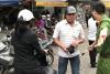Công an phường Thành Tô, quận Hải An: Một ngày xử phạt 13 trường hợp không đeo khẩu trang nơi công cộng