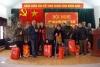 Vietravel Hải Phòng trao tặng quà Tết gia đình chính sách và hộ nghèo