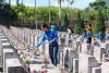 Huyện An Dương: Tập huấn cho 200 cán bộ về lập bản đồ, quy tập hài cốt liệt sỹ