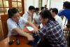 Đoàn thanh niên CATP: Khám bệnh, phát thuốc và tặng quà hơn 250 người