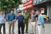 Quận Lê Chân: Kiểm tra công tác đảm bảo trật tự an toàn giao thông,  trật tự đường hè, vệ sinh môi trường