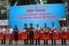 Hội thao kỹ thuật chữa cháy lực lượng PCCC dân phòng quận Kiến An Đội tuyển phường Tràng Minh giành giải Nhất toàn đoàn
