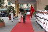 Thượng tướng Tô Lâm, Bộ trưởng Bộ Công an thăm và làm việc tại CATP Hải Phòng