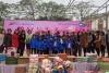 Gần 350 học sinh Trường THCS Hồng Bàng trao quà từ thiện Làng trẻ mồ côi Hoa Phượng