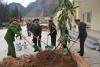 Công an Quảng Ninh phát động Tết trồng cây 'Đời đời nhớ ơn Bác Hồ' xuân Kỷ Hợi 2019