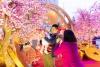 Hàng nghìn người dân nô nức sắm Tết tại các hội chợ Tết Vincom trên toàn quốc