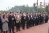 Lãnh đạo thành phố dâng hương tưởng niệm các Anh hùng dân tộc, lãnh tụ của Đảng, Nhà nước trên địa bàn thành phố