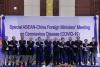 SEAN-Trung Quốc tăng cường hợp tác chống COVID-19
