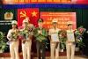 Phòng Phong trào bảo vệ An ninh Tổ quốc: Duy trì hiệu quả 394 mô hình Toàn dân bảo vệ ANTQ