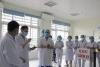 Diễn tập các đội cơ động phản ứng nhanh sẵn sàng tham gia chống dịch Covid – 19