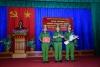 CATP khen thưởng CAX Đồng Minh (Vĩnh Bảo)
