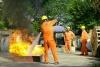 Điện lực Hồng Bàng tổ chức tuyên truyền nghiệp vụ PCCC và cứu nạn, cứu hộ