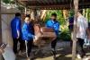 """Đoàn Thanh niên - Hội LHTN Việt Nam phường Minh Đức, quận Đồ Sơn:  Xoá 'điểm đen' về môi trường"""""""
