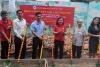 Khởi công xây tặng Nhà Chữ thập đỏ tại quận Đồ Sơn
