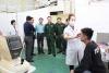Quận Ngô Quyền: Khám tuyển nghĩa vụ quân sự năm 2021