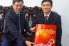 Phó Chủ tịch Thường trực UBND thành phố Lê Anh Quân thăm, tặng quà đối tượng chính sách, người có công trên địa bàn quận Lê Chân