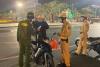 Đội CSGT-TT Công an quận Hồng Bàng: Nhắc nhở 52 trường hợp vi phạm giãn cách xã hội, phòng chống  dịch bệnh Covid-19