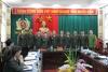 Khối thi đua TM-XDLL-HCKT Công an Thái Bình: Ký giao ước thi đua 'Vì an ninh Tổ quốc' năm 2018