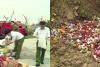 Công an tỉnh Thái Bình tiêu hủy 166 kg pháo các loại