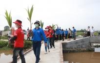 Tuổi trẻ huyện Tiên Lãng: Chú trọng đăng ký, đảm nhận các công trình, phần việc thanh niên