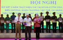 Huyện Vĩnh Bảo: Biểu dương các tập thể, cá nhân học tập, làm theo tư tưởng, đạo đức, phong cách Hồ Chí Minh