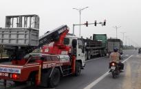 Cho phép phương tiện lưu thông trên tuyến đường trục đô thị Bắc Sơn – Nam Hải đoạn từ nút giao QL.10 đến nút giao với đường Lê Hồng Phong