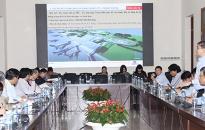 Chuẩn bị xây dựng nhà ga hành khách T2, sân đỗ máy bay, nhà ga hàng hóa tại Cảng Hàng không quốc tế Cát  Bi