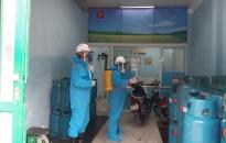 Công ty TNHH Gas Petrolimex Hải Phòng: Nêu cao tinh thần phòng chống dịch Covid-19