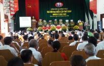 Đảng bộ xã Hồng Thái, huyện An Dương: Phấn đấu tổng giá trị các ngành kinh tế đạt 170 tỷ đồng/ năm trở lên