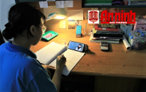 Trường THPT Thăng Long: Giáo viên, học sinh thành thạo dạy - học online