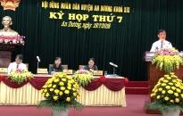 Huyện An Dương phấn đấu hoàn thành 21 công trình xây dựng nông thôn mới