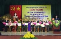 Huyện ủy Tiên Lãng tổng kết công tác Đảng năm 2019