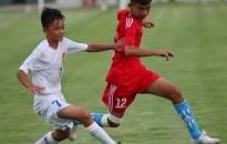 Giải Bóng đá Thiếu niên toàn quốc 2018: U13 Hải Phòng mất điểm đầy tiếc nuối