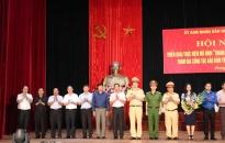 Quận Dương Kinh xóa những điểm nóng về ATGT