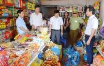 Quảng Ninh xử lý nghiêm thực phẩm bẩn, kém chất lượng