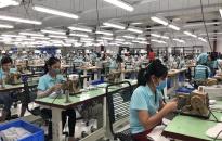 Số lao động tại các KCN, KKT tiếp tục tăng