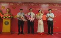 Thành lập Chi bộ Công ty Cổ phần phát triển dịch vụ Song Anh