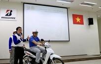 Trên 1.200 công nhân lao động được tập huấn kiến thức về ATGT