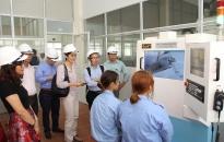 Trường cao đẳng GTVT Trương ương II:  Chủ động hội nhập, hợp tác quốc tế trong dạy nghề