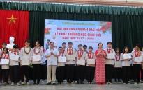 Trường THCS Hồng Bàng (quận Hồng Bàng): Điểm sáng về đào tạo học sinh giỏi