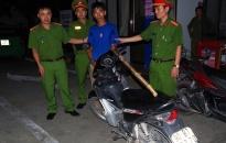 Cảnh sát 113 truy bắt nhanh kẻ cướp tài sản