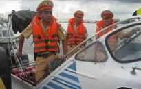 310 lượt người được tuyên truyền Luật Giao thông đường thủy nội địa
