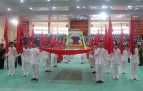 Đại hội TDTT quận Kiến An năm 2017: Gần 600 VĐV tranh tài