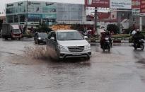 Sớm giải quyết tình trạng ngập úng tại nút giao thông đường Bạch Đằng – đường  Hồng Bàng – đường Hùng Vương
