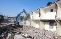 Việc xin cấp đất tái định cư đối với chị Trần Thị Thanh là không có cơ sở