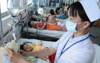 Số ca sốt xuất huyết tăng nhanh