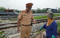 Xử lý 152 trường hợp vi phạm TTATGT  đường bộ, đường sắt