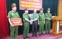 Công an tỉnh Hải Dương: Những đòn đánh điểm huyệt tội phạm ma túy
