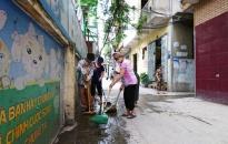 Quận Lê Chân tăng cường công tác phòng, chống bệnh sốt xuất huyết